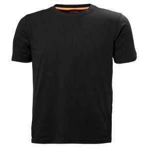 T-Shirt Helly Hansen Chelsea Evolution Tee zwart 79198