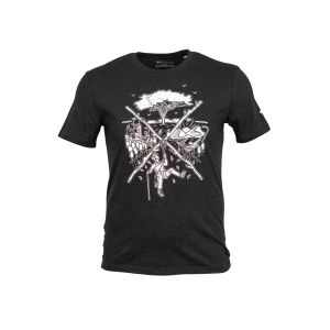 T-Shirt Teufelberger tSpirit donkergrijs