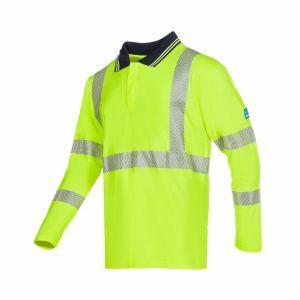 T-shirt non feu Sioen Garat jaune