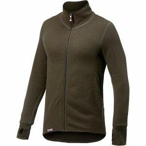 Trui Woolpower Full Zip Jacket 400 groen