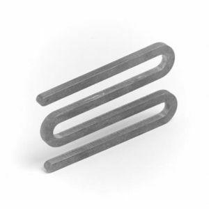 Connecteur pour bande de barricade (tissée)