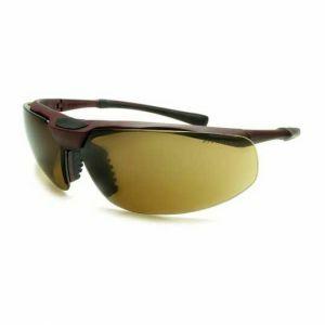 Veiligheidsbril Univet 5X3 donker