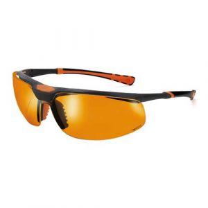 Veiligheidsbril Univet 5X3 oranje