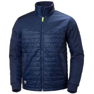 Winterjas Helly Hansen Aker Insulated Jacket blauw 73251