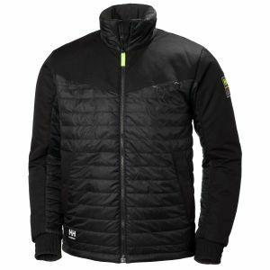 Winterjas Helly Hansen Aker Insulated Jacket zwart 73251