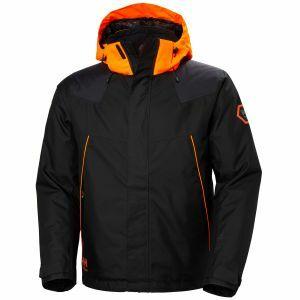 Winterjas Helly Hansen Chelsea Evolution Winterjacket zwart 71340