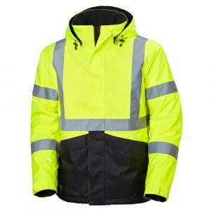 Veste hiver Helly Hansen Alta Winter Jacket jaune 71332