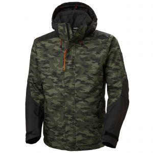 Winterjas Helly Hansen Kensington Winter Jacket camo 71345