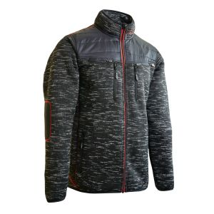 Veste Protos Inuit Teddy Jacket grijs