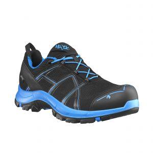 Chaussures de sécurité Haix Black Eagle Safety 40.1 Low bleu