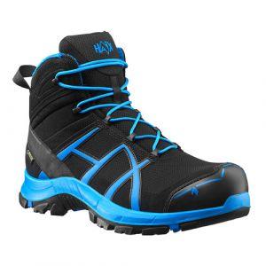Chaussures de sécurité Haix Black Eagle Safety 40.1 Mid bleu