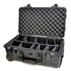 Verdeelset voor koffer Peli 1510