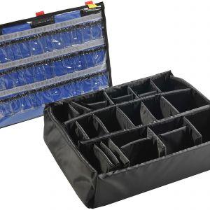 Verdeelset EMS (EHBO) voor koffer Peli 1550