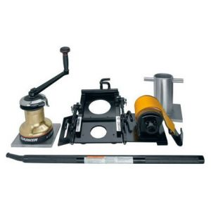 Winch + cylindre de freinage Good Rigging Control System GRCS