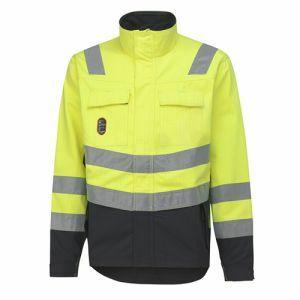 Werkvest Helly Hansen Aberdeen Jacket geel 76072